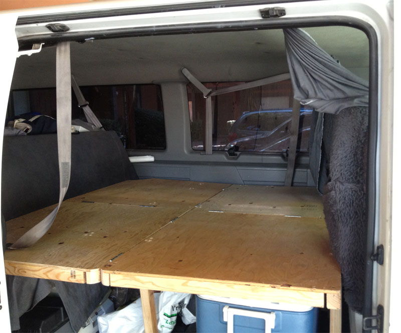 Camper Van Ideas Page 2 Ford Truck Enthusiasts Forums