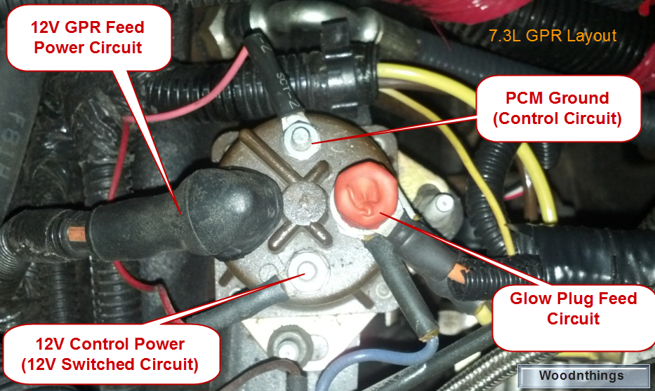 [DIAGRAM_3NM]  2003 F350 7.3 Glow plug rely - Ford Truck Enthusiasts Forums | Glow Plug Relay Wiring Diagram 1999 F350 |  | Ford Truck Enthusiasts