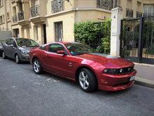 my Mustang GT 2012