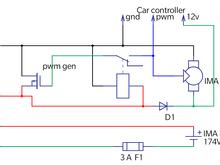Final working schematic