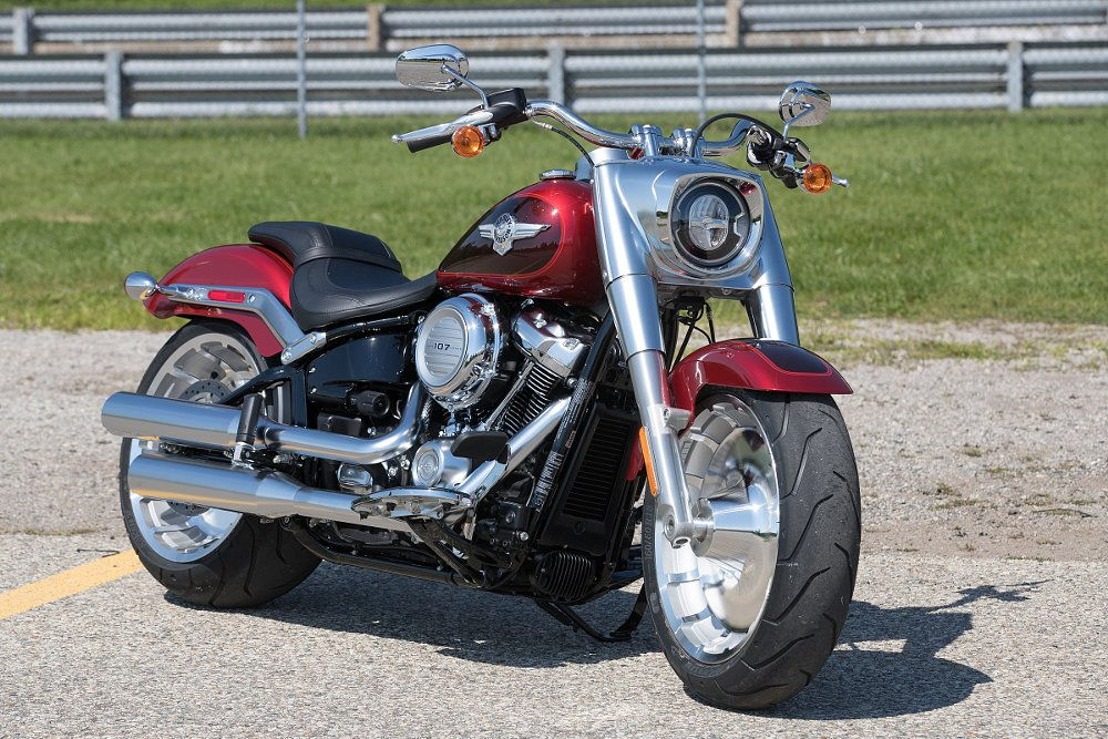 Fat Boy 2018 - Page 8 - Harley Davidson Forums