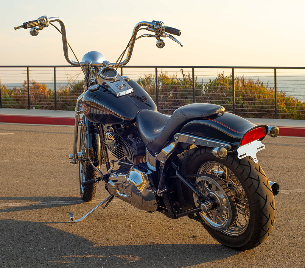 Sell Used Flawless One Owner 2005 Mini Cooper Convertible: 2005 FXSTSI Softail Springer $11000 OBO (Downtown Los