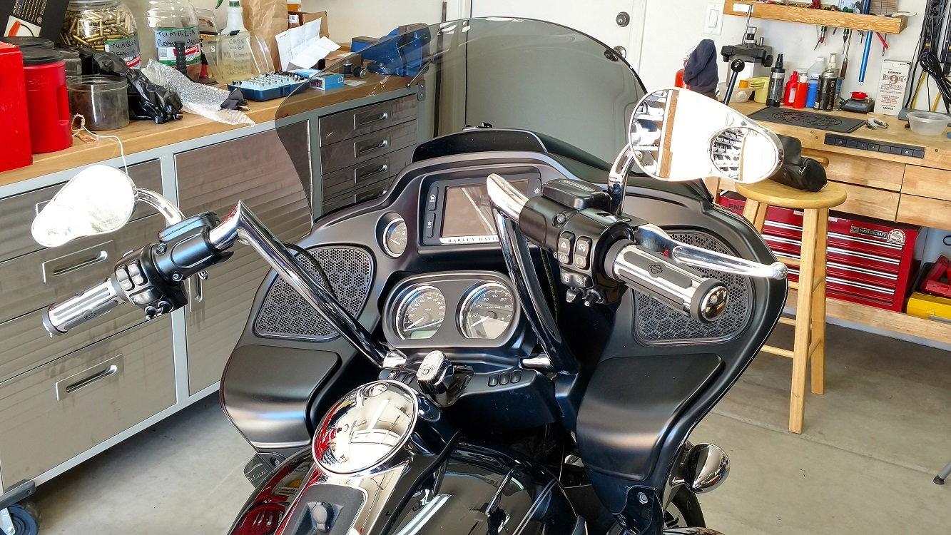 Handlebars for Road Glide - Harley Davidson Forums
