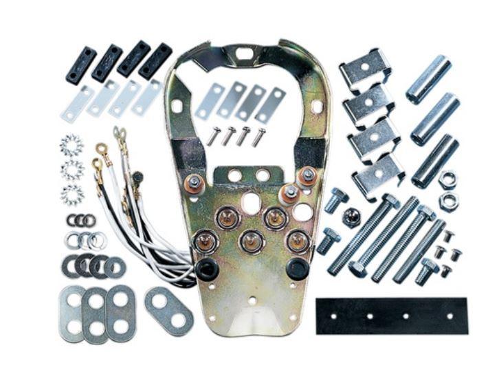 1986 Softail Dash  Ignition Wiring