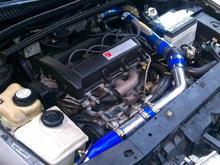 1997 Saturn SC2 w/ T25 Turbo