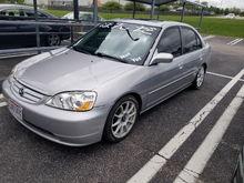 My 03 Civic