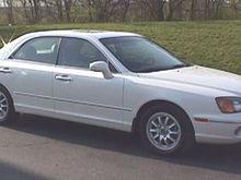 My 2002 Xg350