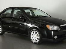 2006 Kia Spectra SX