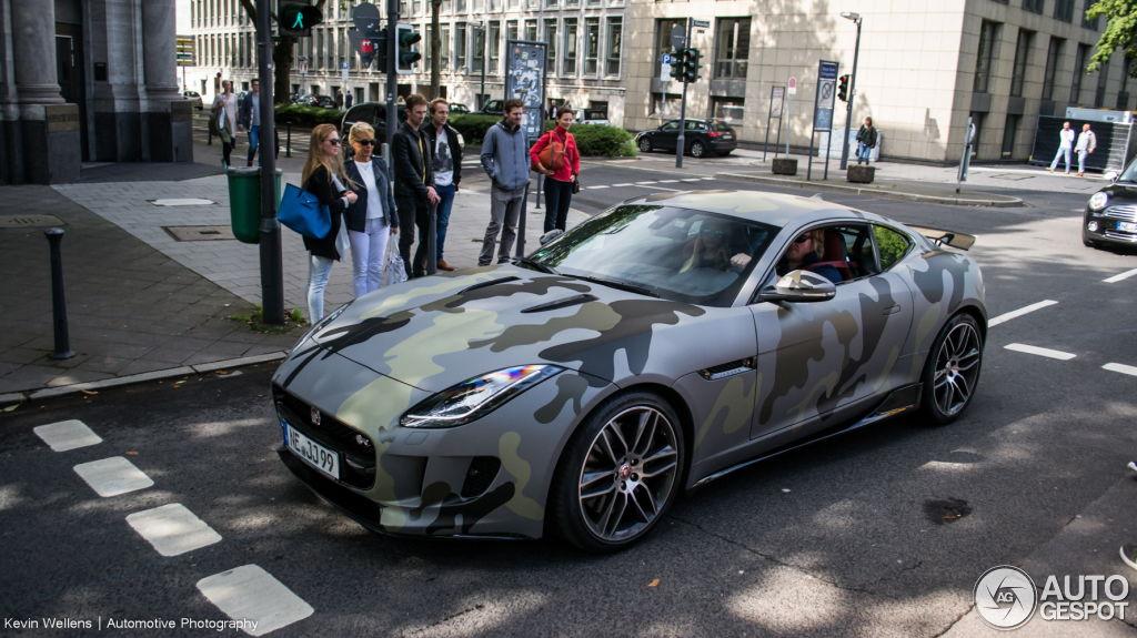 Some interesting F-Type wraps - Page 2 - Jaguar Forums ...