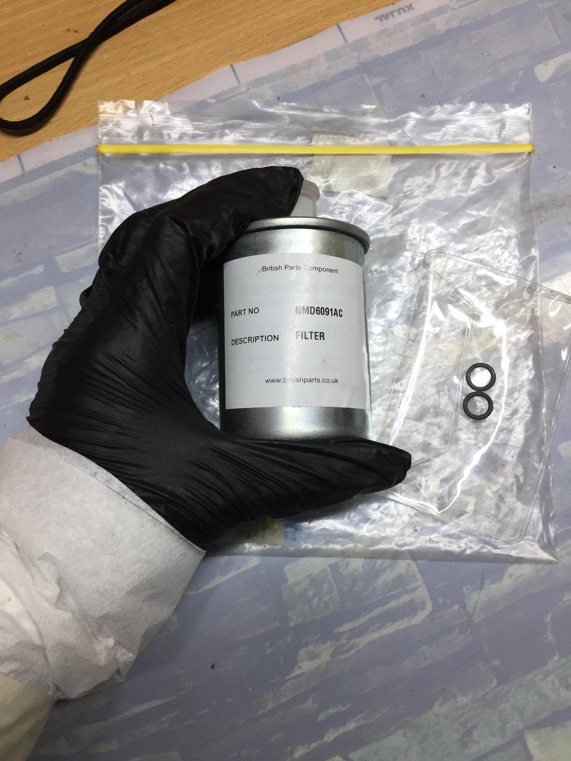 Purolator//Group 7 F33144P Fuel Filter