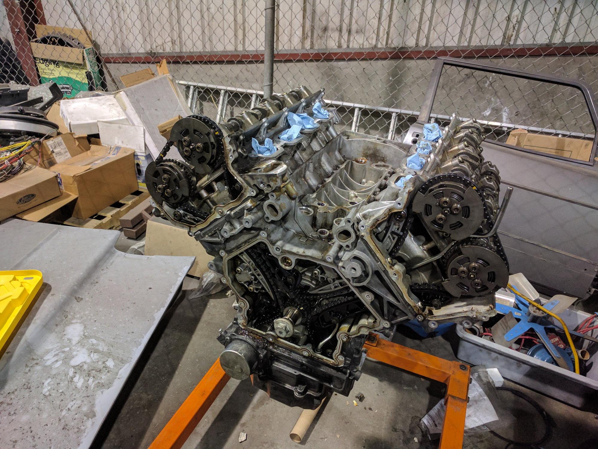 5 0 S C Engine Rebuild Jaguar Forums Jaguar Enthusiasts Forum