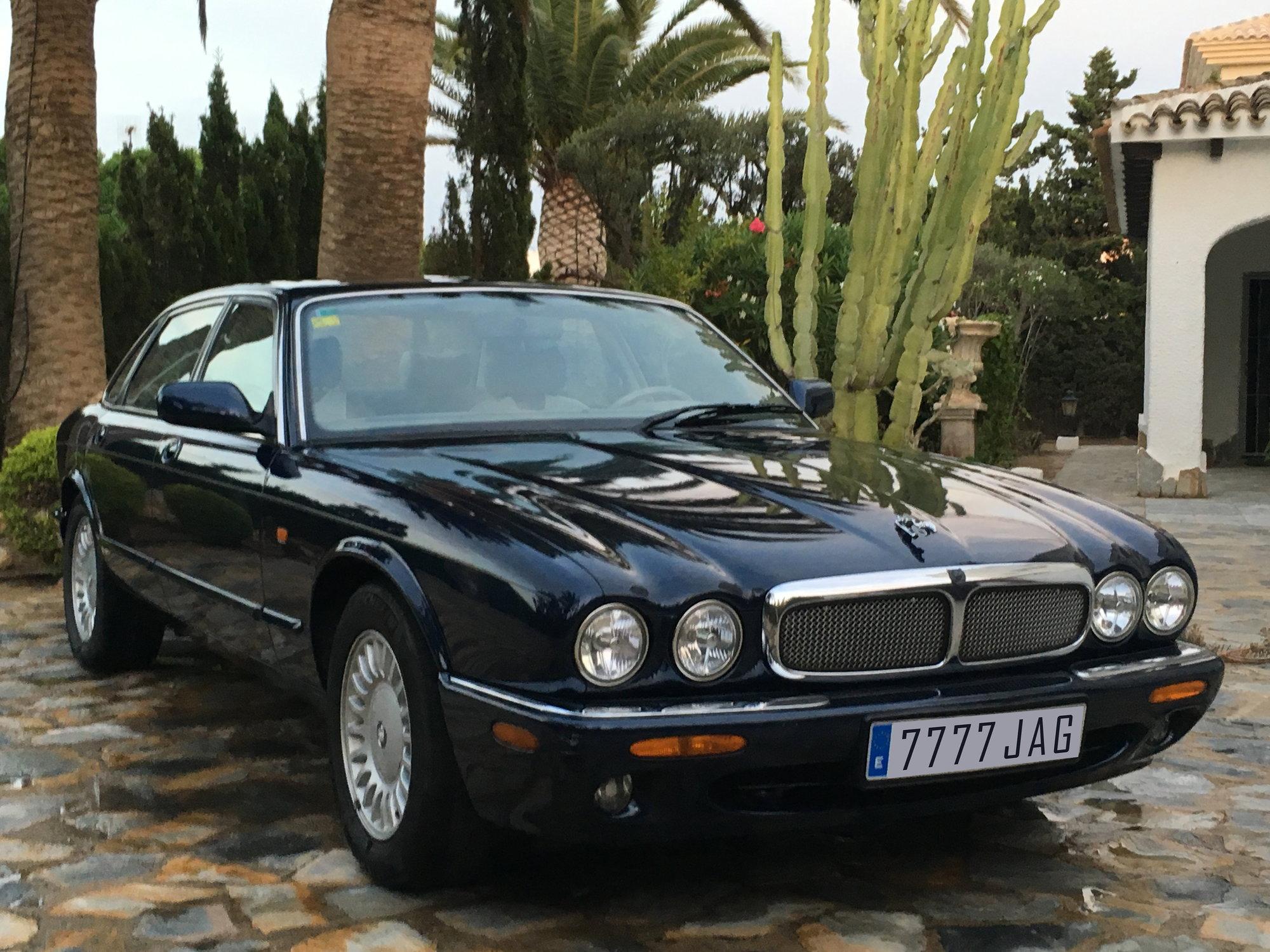 New member with an X308 XJ8! - Jaguar Forums - Jaguar ...