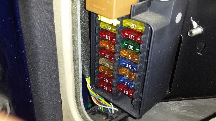 am i missing fuse box covers? - jaguar forums - jaguar enthusiasts forum  jaguar forums