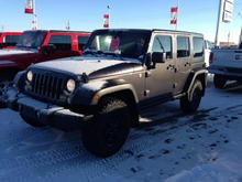 My New Jeep 2014 Willys Unlimited