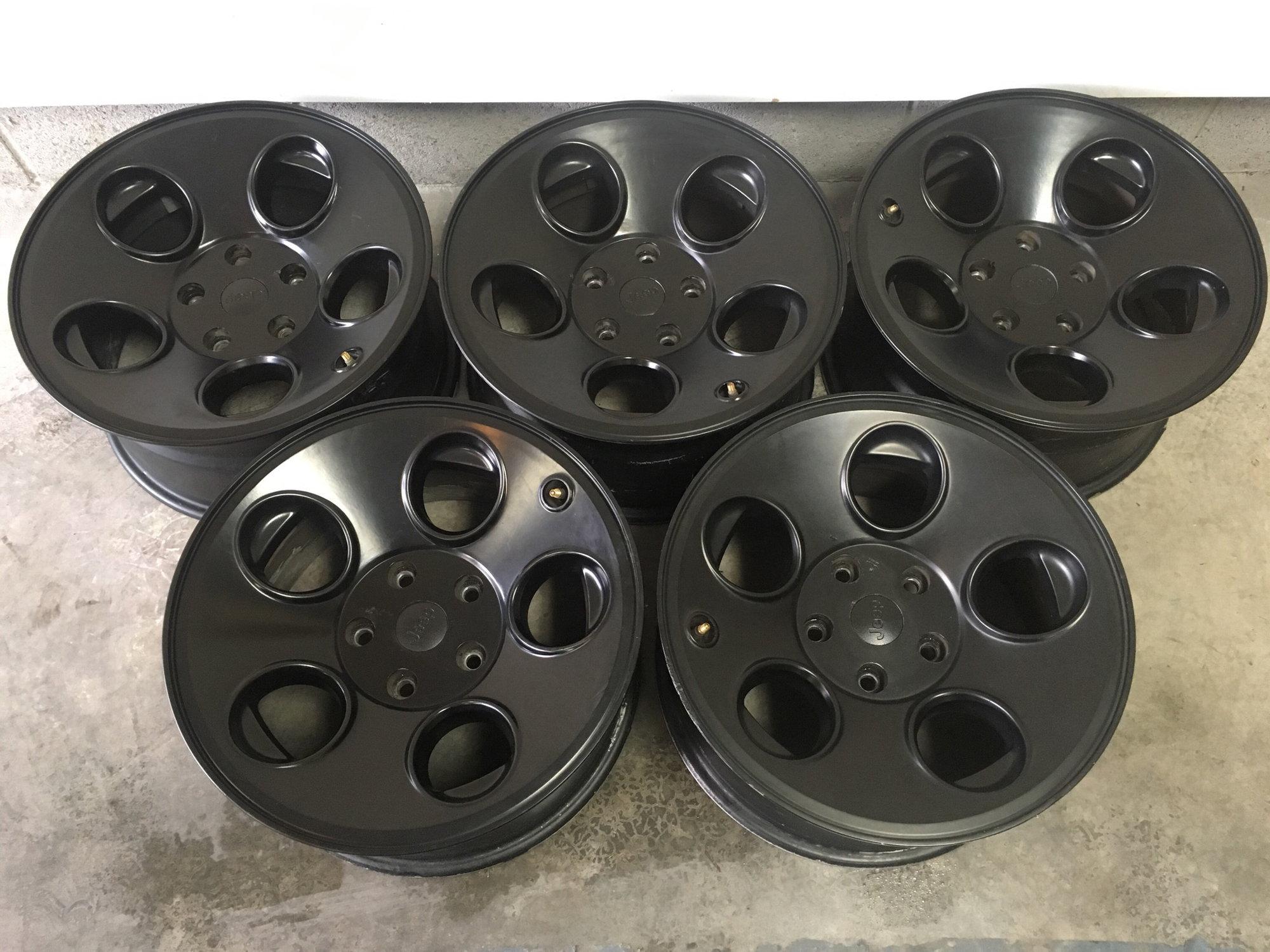 AEV Savegre Wheels (5) Black