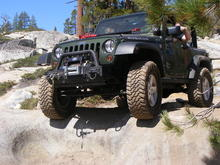 09Rubicon at the first ledge