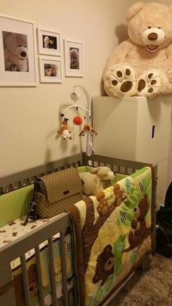 Baby's room......