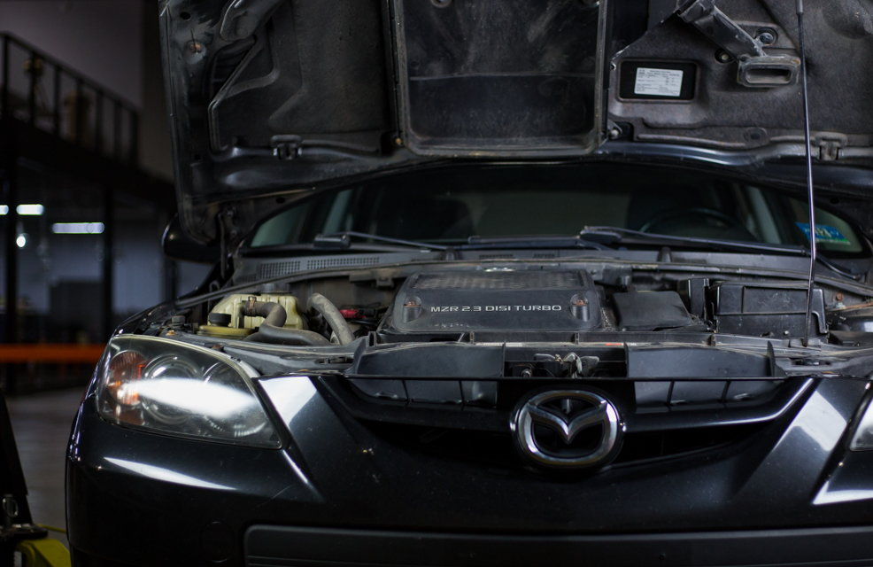 Mishimoto's 2007-2013 Mazdaspeed3 Catch Can R&D Thread