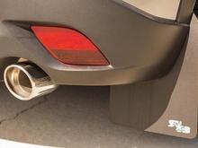 -RokBlokz Mudflaps -Racing Beat Axle-Back Exhaust