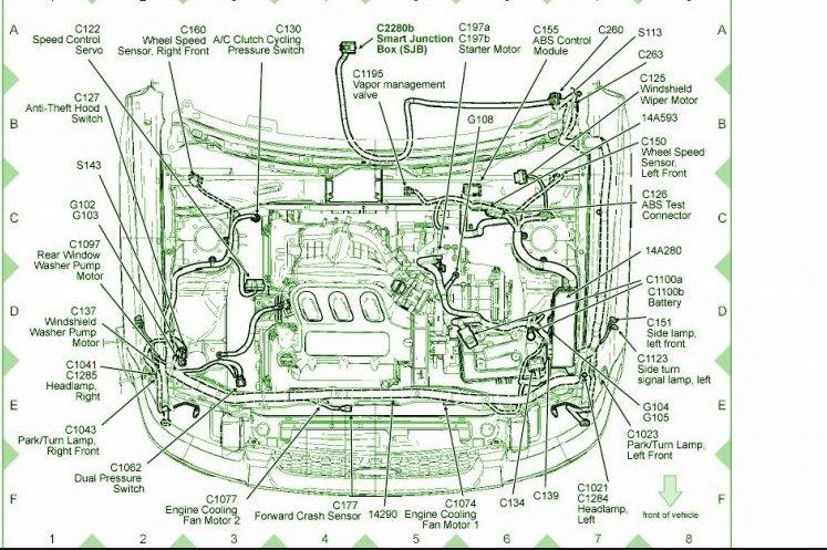 front crash sensors - Mazda Forum - Mazda Enthusiast ForumsMazda Forum