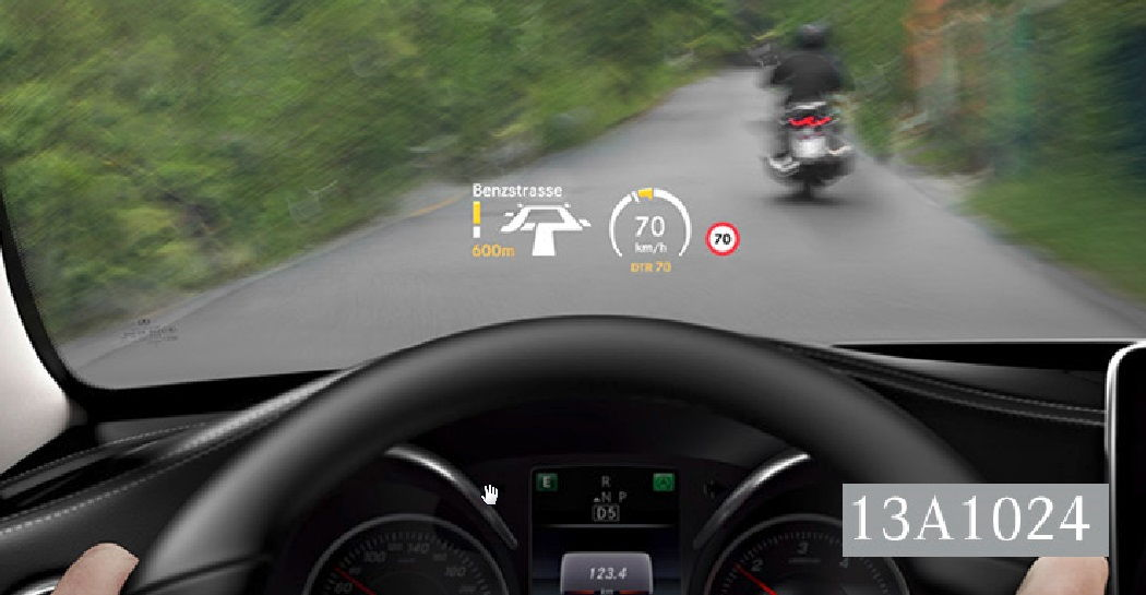Is hud worth it forums for Mercedes benz heads up display