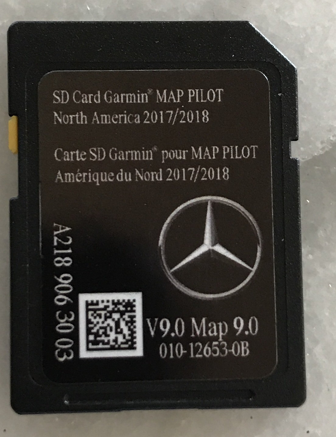 Has anyone bought the SD Nav on eBay? - MBWorld org Forums
