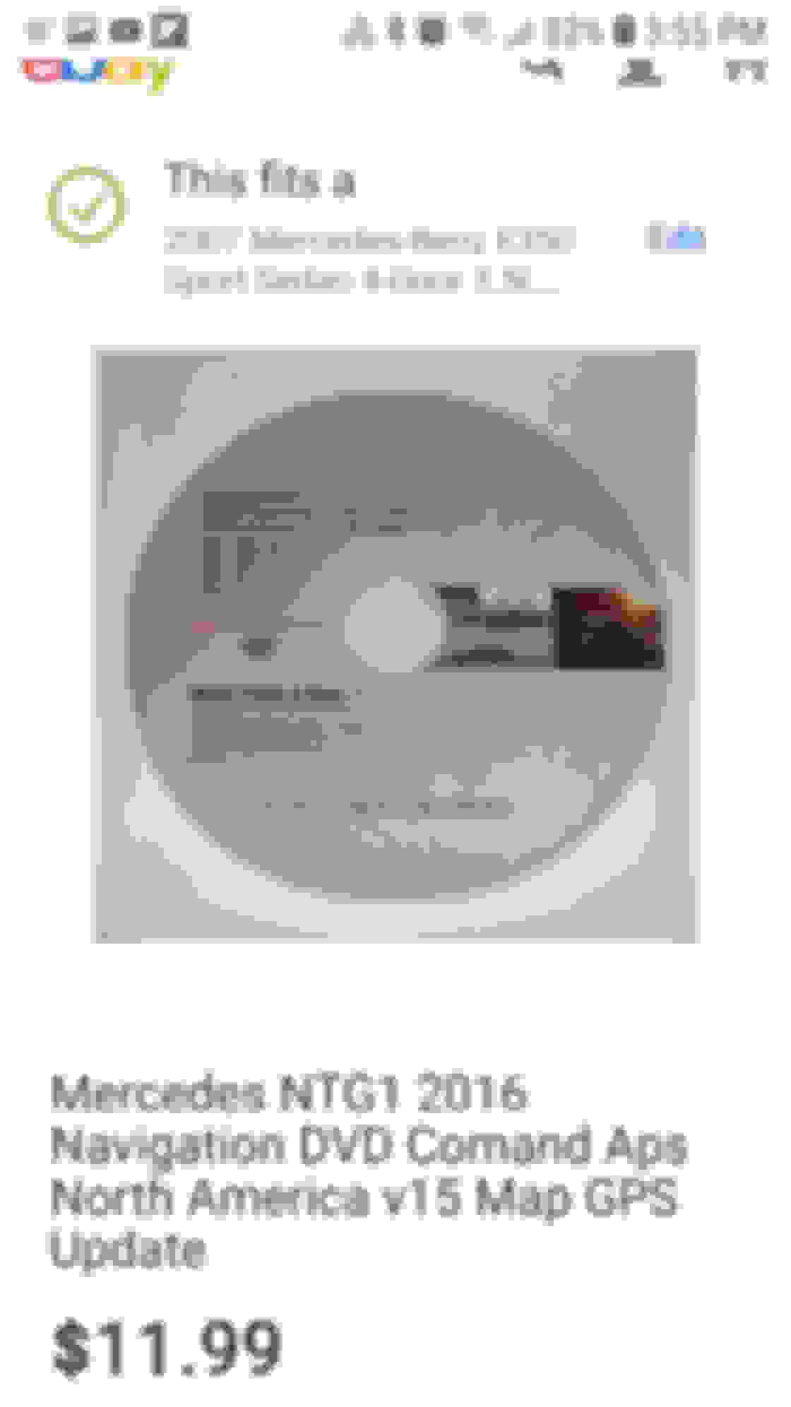 2007 E350 - Navigation Disc - MBWorld org Forums