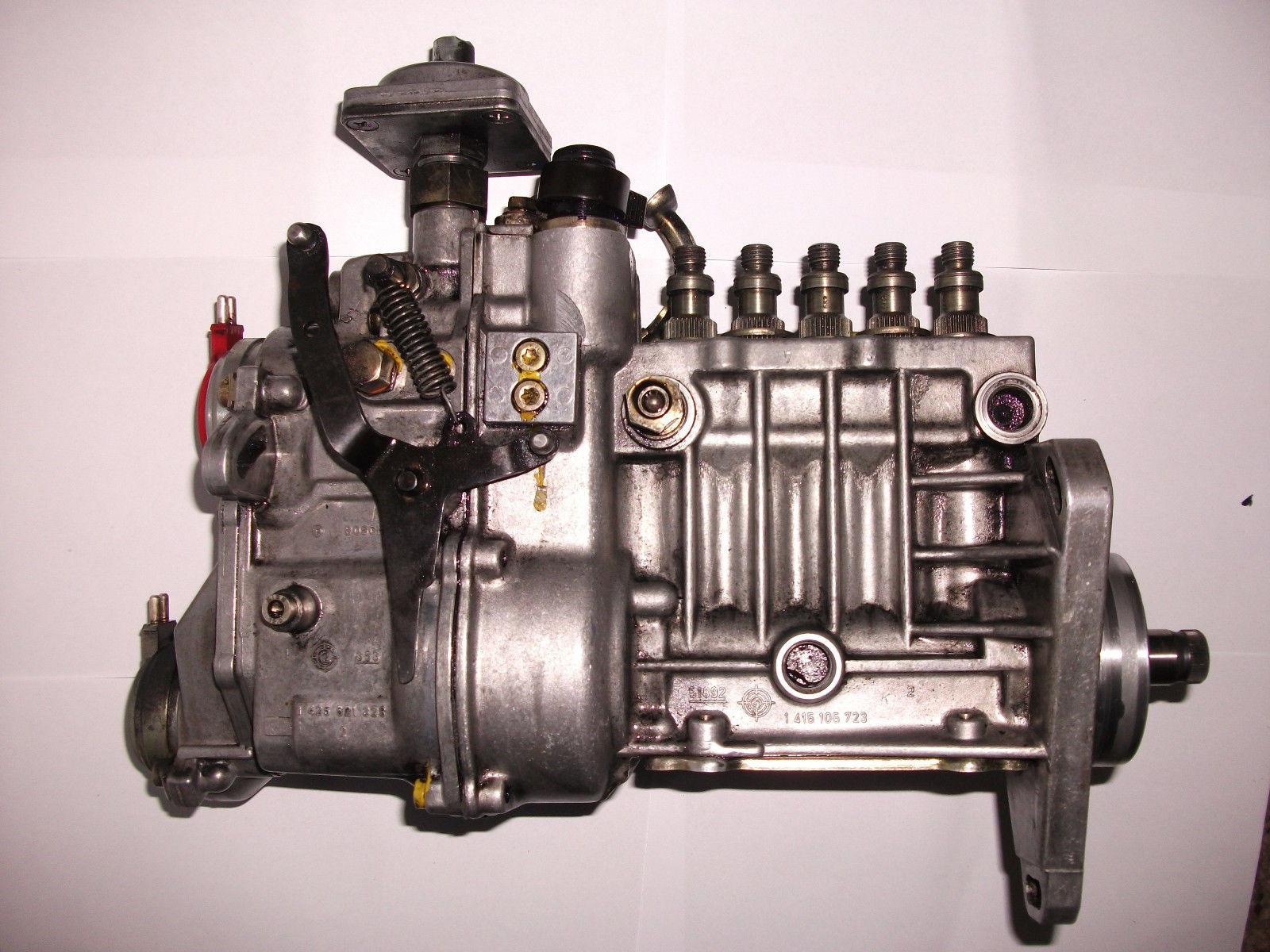 FS  W124    2   5TD Turbo Diesel Injection Pump OM602 OM605