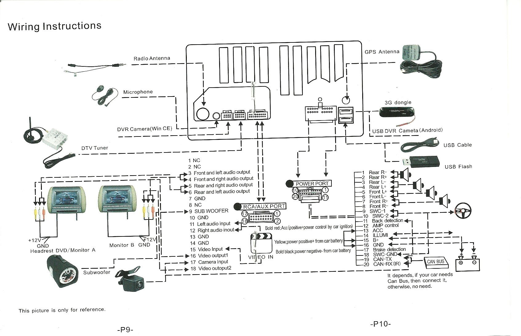 1997 f250 wiring diagram door head unit question - page 3 - mbworld.org forums fdas wiring diagram #5