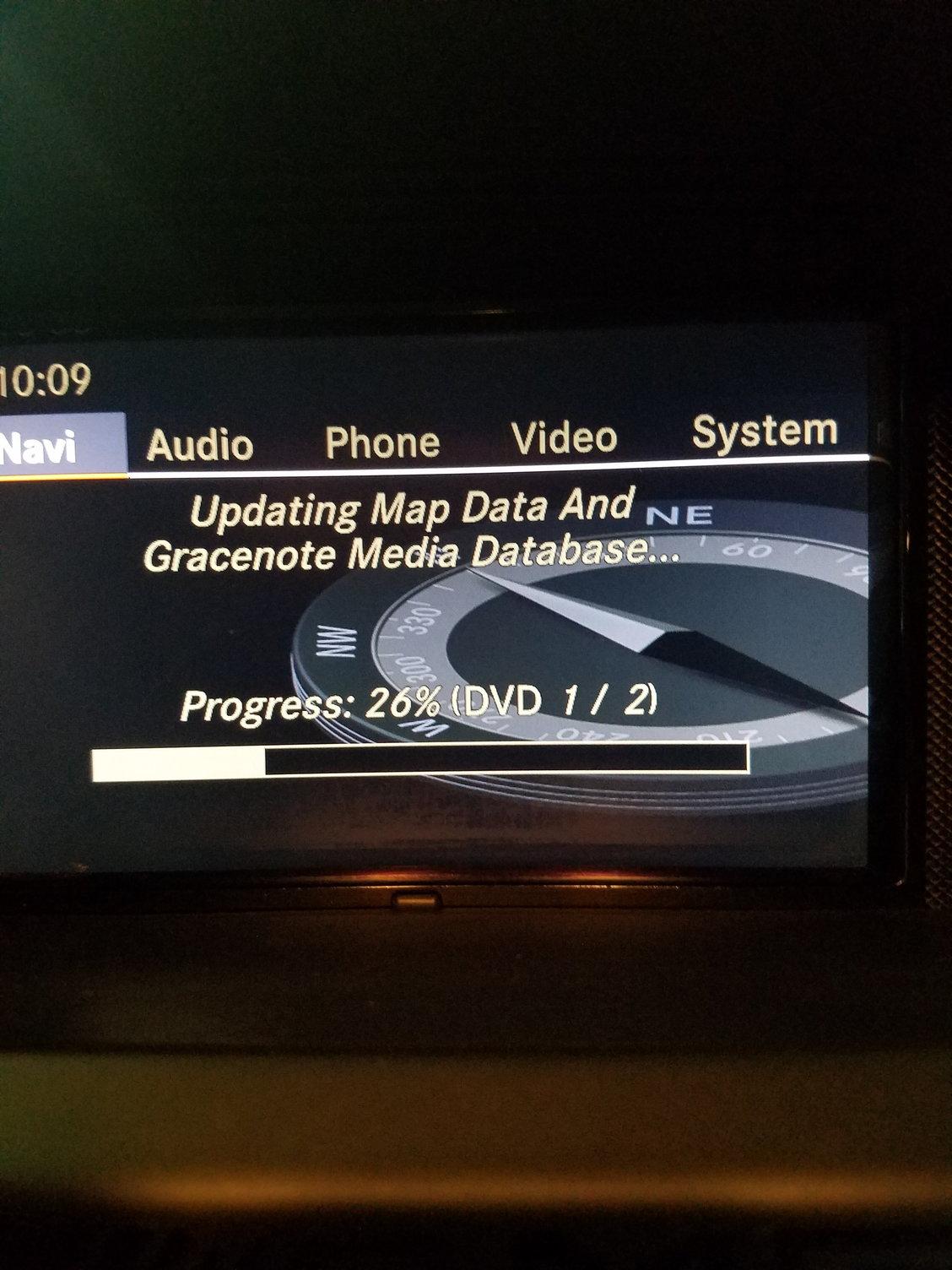 Navi or computer update - MBWorld org Forums