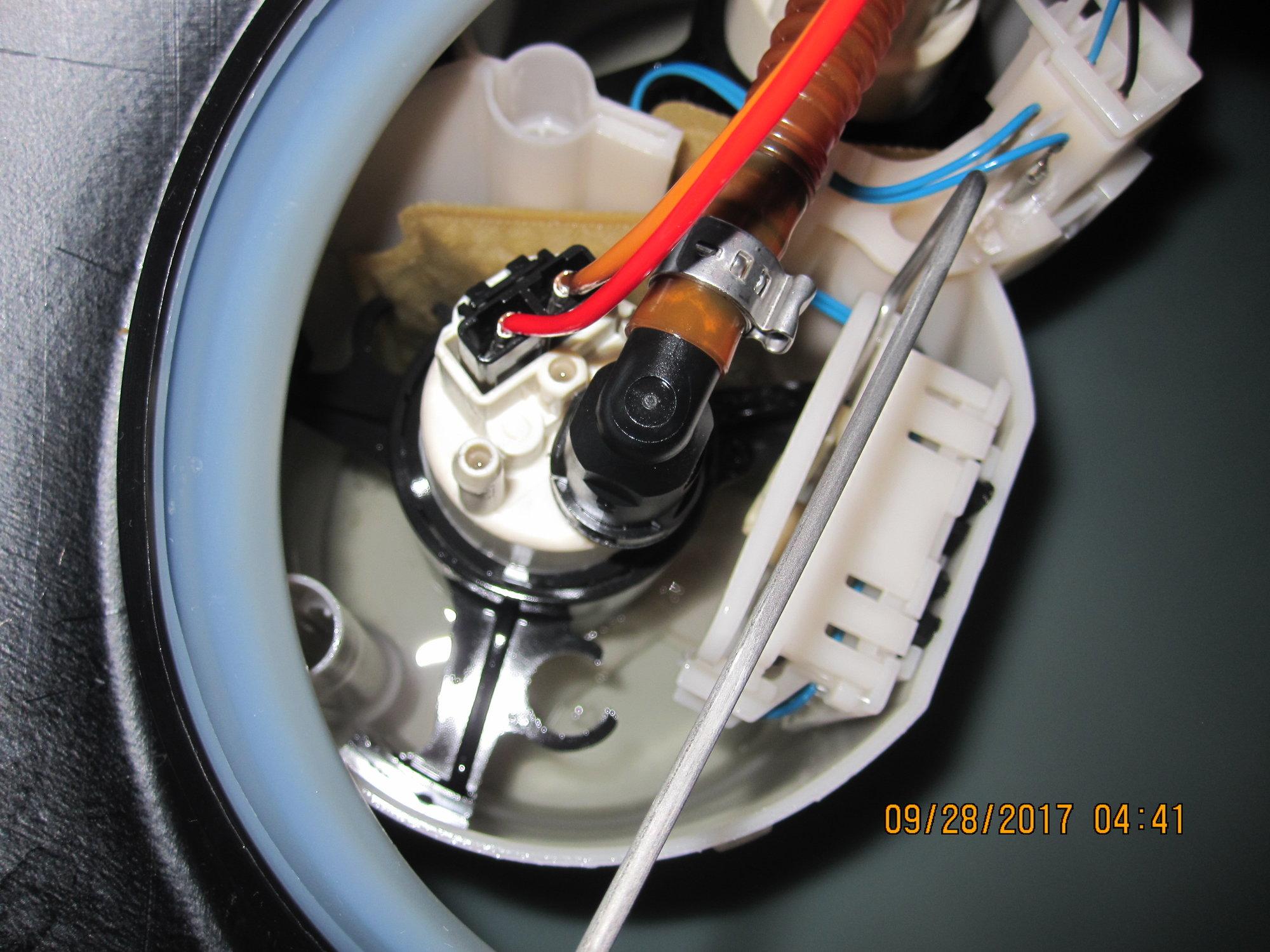 Confirming Fuel Pump R U0026r