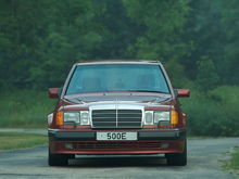 1992 500E