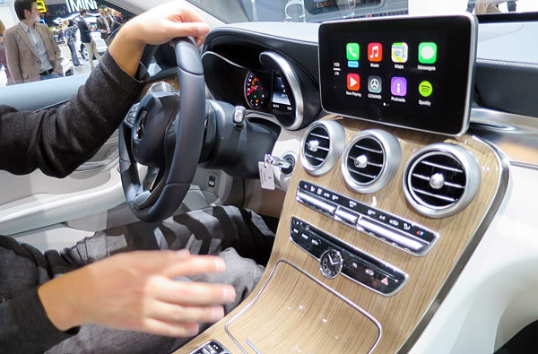 retrofit carplay in w205 page 2 forums