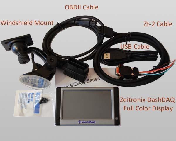 DashDAQ OBD Cable
