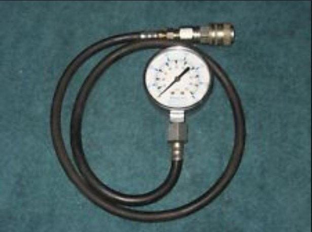 2009 W164 ML63 fuel system diagram / fuel pressure