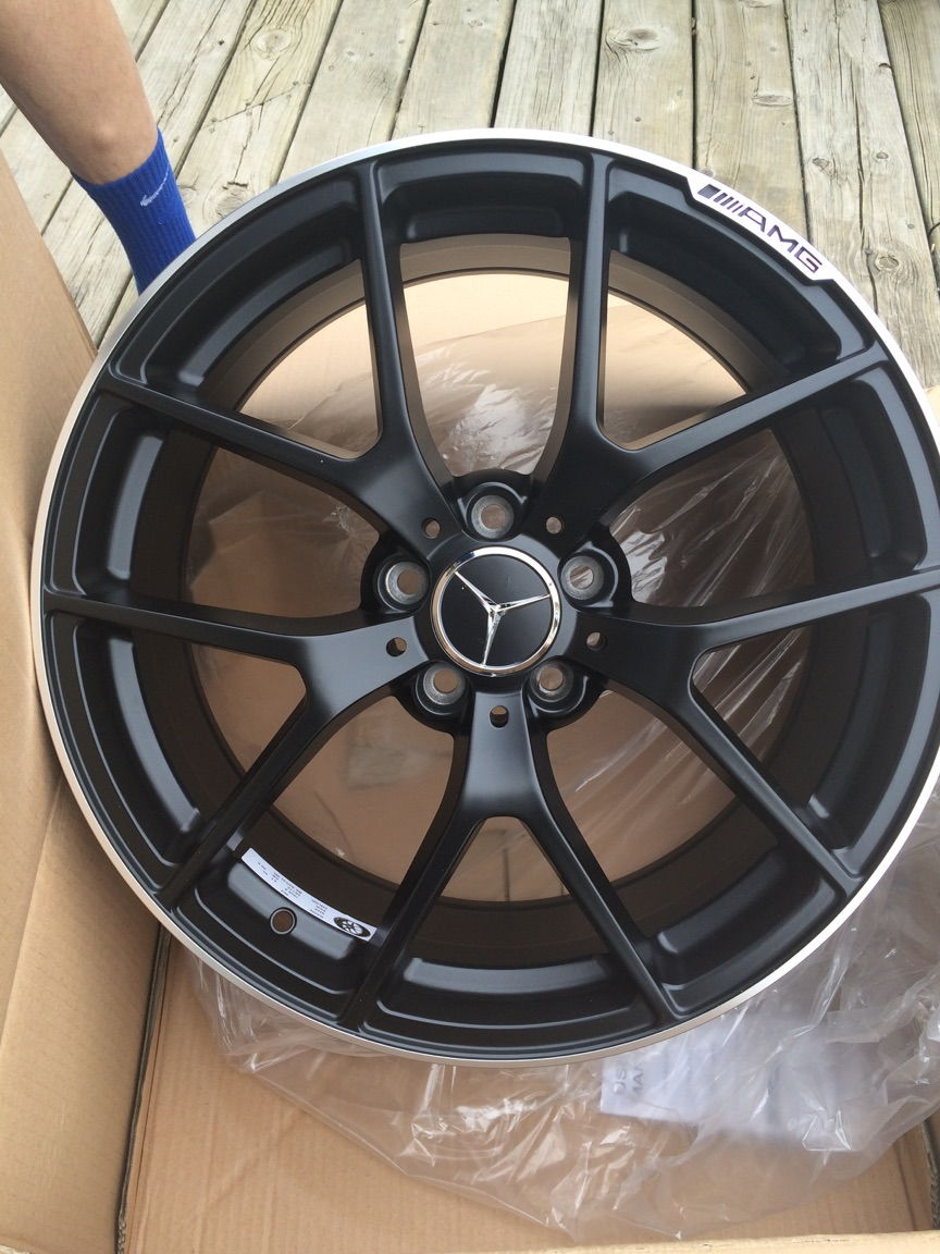 for sale mercedes benz amg black series rims mbworld