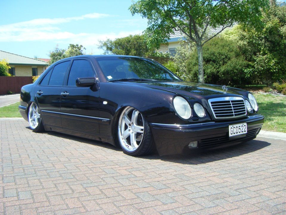 Post Pics Of Your W210 E Class Page 113