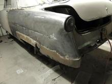 1952 Ford Victoria Restoration