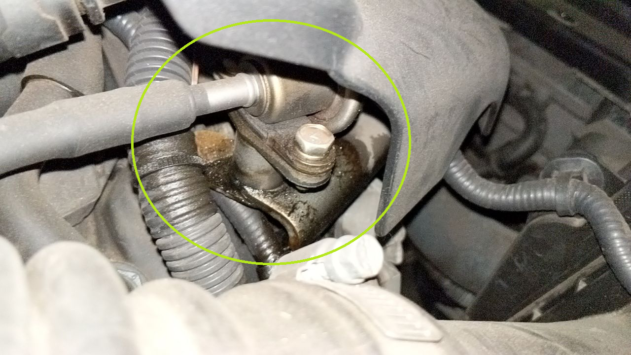 Symptoms of a bad fuel damper? G37x - MyG37