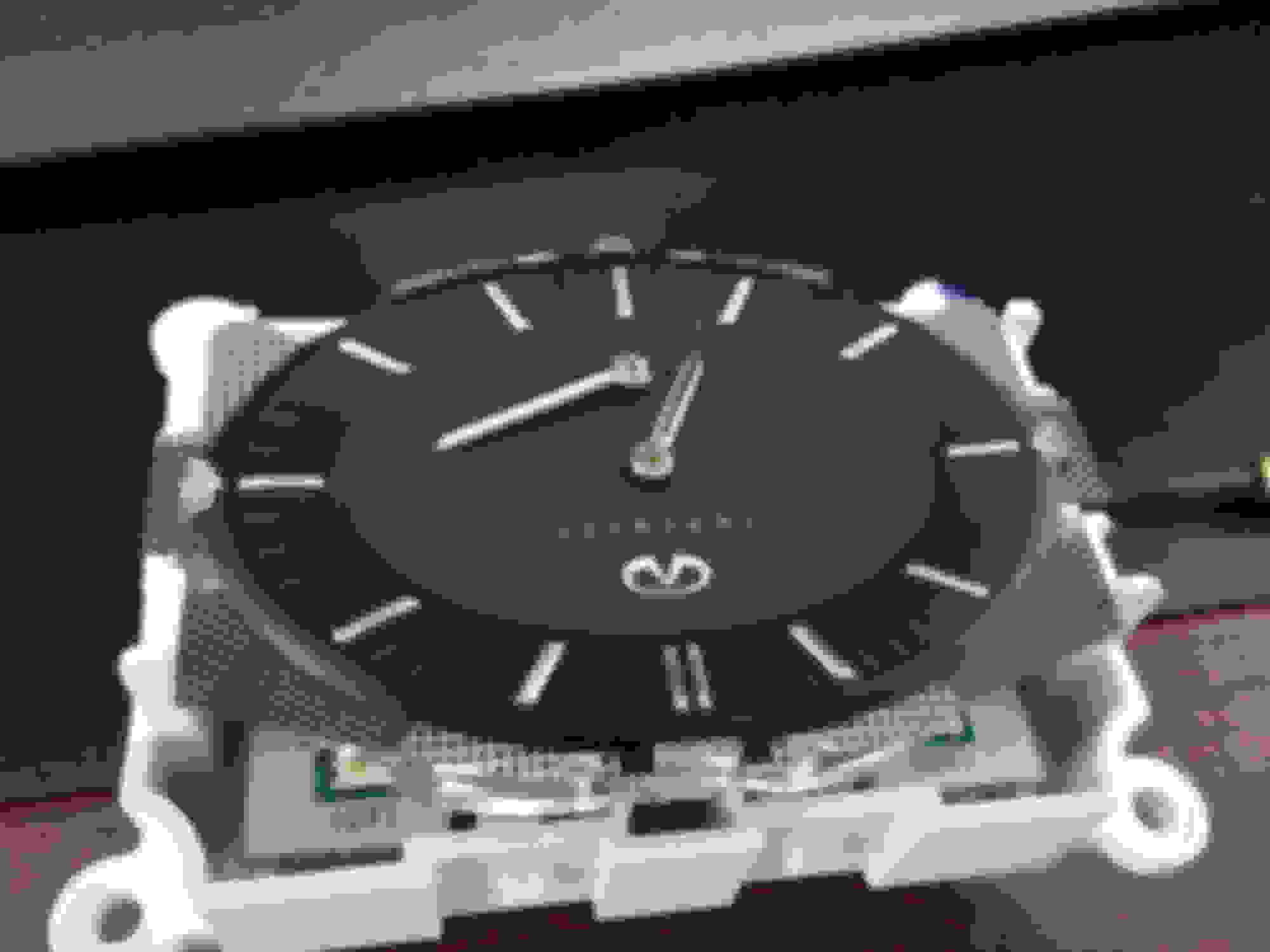 Analog Clock Lights Flickering - Repaired! - MyG37