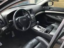 2011 G37xS Sedan Black