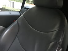 Compare to passenger seat