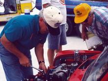 Checking Plugs on Mini Cooper