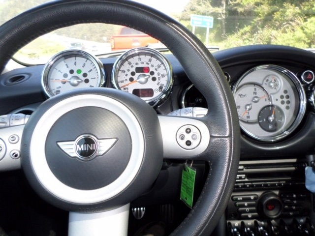 R50/R53 Adding the dual speed/tach cluster to r53 without