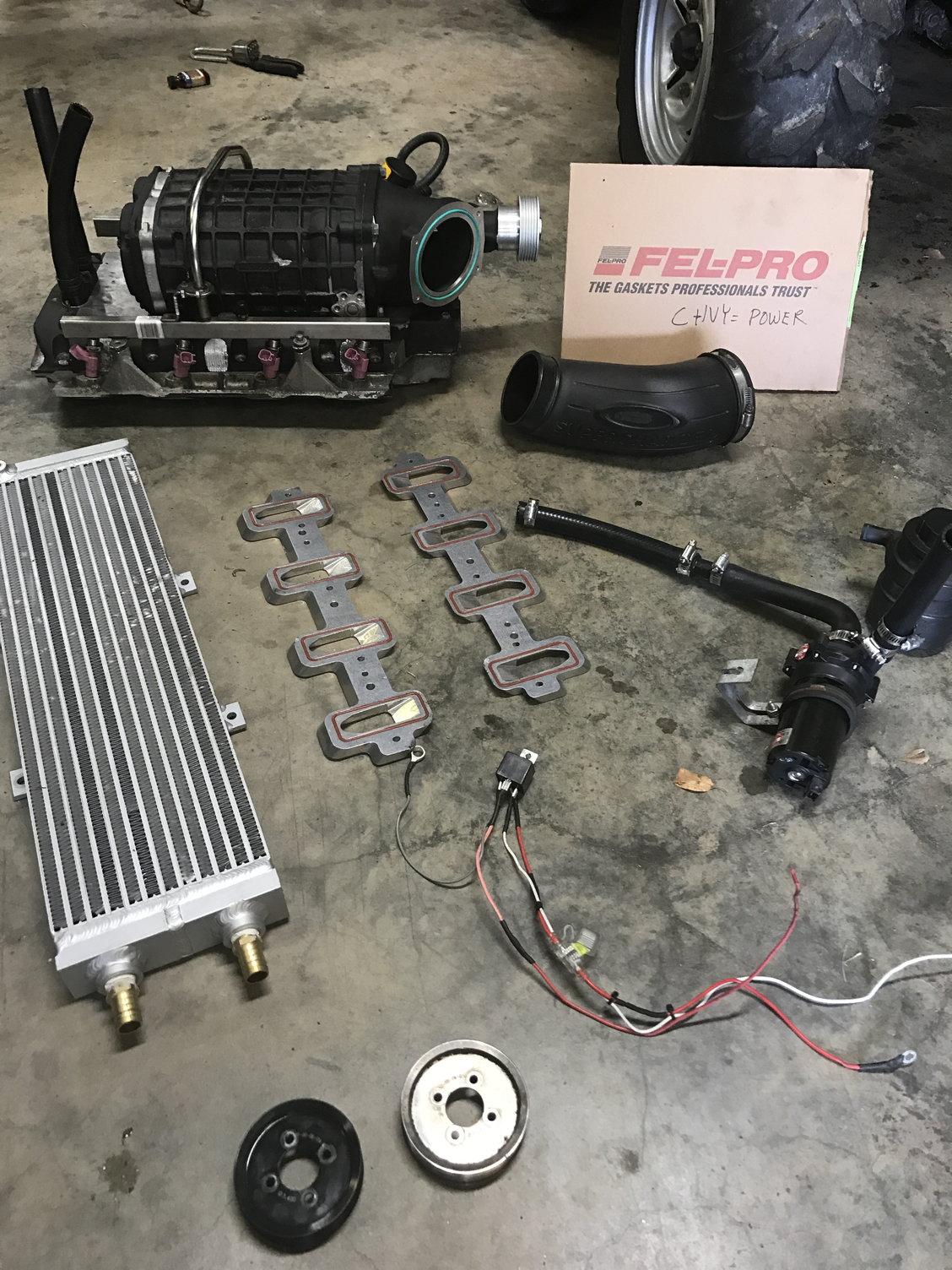 Magnuson TVS1900 supercharger kit - PerformanceTrucks net Forums