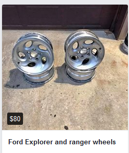 99 Ranger 2WD wheel options - Ranger-Forums - The Ultimate Ford