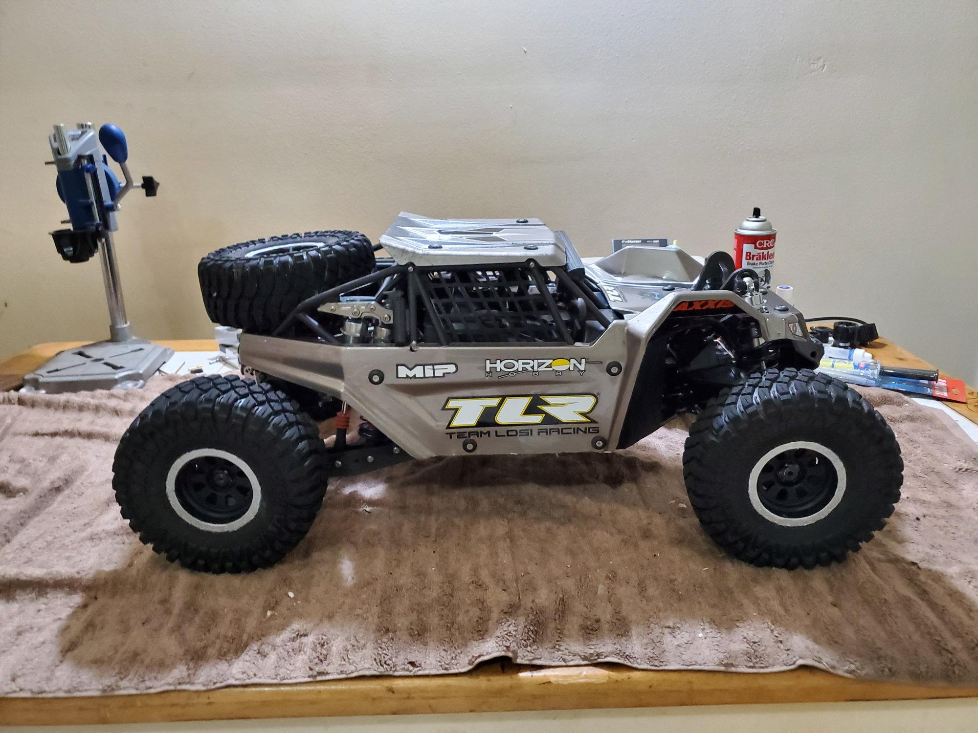 Losi 232020 Front Axle 1 Rock Rey