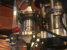 SCS M2 Adjustable Diff fluid topped off.