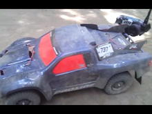 Slash 2wd-Heavily Modded(RPM all the way around, undewr, and over.