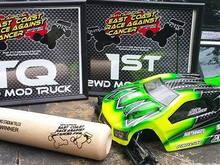 truck trophy